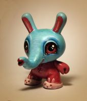 bunnyphant by JasonJacenko