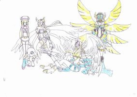 digimon new tamers2 by kuyak