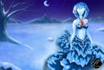 Frozen Heart Cassiopeia by Kelsee-F
