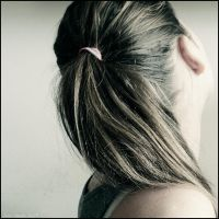 ponytail by herbstkind