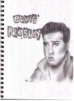 Elvis by JimCaspian