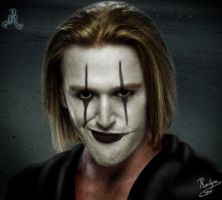 Heath Slater - The CROW by Roselyne777
