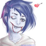 Jeff The Killer by blueclarity