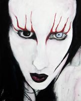 Marilyn Manson 1 by Hisue995