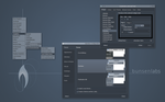 FlatSlate Openbox/GTK theme by capn-damo