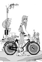 Anna Bike by royalboiler