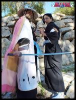 Bleach:cosplay 7 by Guiber-Ur