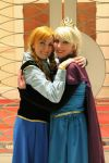 Love your Sister by MishaCosplay