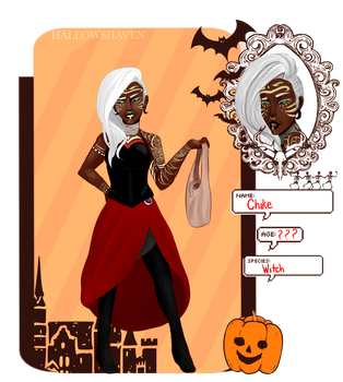 Hallows Haven: Chike by ValorKit