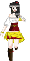 Belle - One Piece Movie Z by Valy-Chan