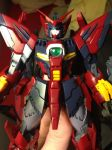 MG Epyon Close up by GarmaZabi