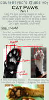 Courtneyrc's Cat Paw Tutorial -Part 1- by courtneyrc