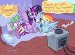 MLP Season 5 by GirGrunny