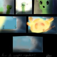 Creepers - The love story by Khan-the-cake-lover