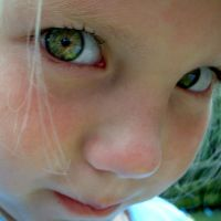 Only a Child's Eyes by adobetrippin