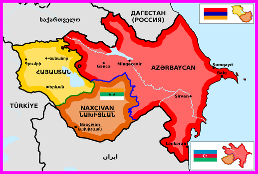 Solution for Armenian-Azerbaijani conflict by matritum
