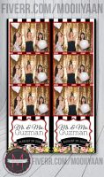 Wedding Photobooth by mooiiheart