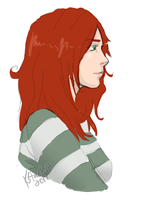 Lily Potter by Avender