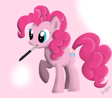 Pinkie Pie by DonParpan