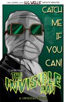 The Invisible Man-1933 by 4gottenlore