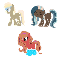 5 point Pony Adopts Open by Ety-Adopts