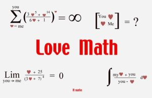 The Math of Love by DarthButtercup