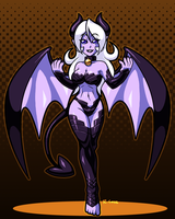 Succubus by rongs1234