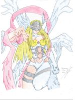 Angewomon Color by Marco2099
