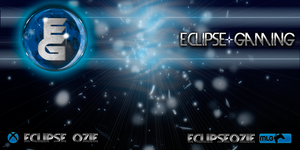 Eclipse Gaming Twitter by Spiral-0ut
