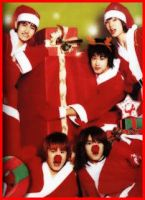 TVXQ - DBSK Merry Christmas by AngySetsugekka
