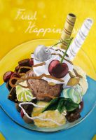 Starving Artist: Find Happines by WhitneyduMenil
