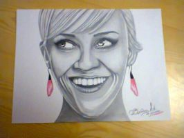 Reese Witherspoon by DiablossArt