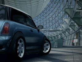 GT4 - Mini Cooper S by Shroomkin