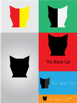 The Black Cat Design by AniPal