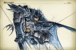 Batman Saucy Final by RobDuenas