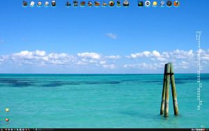 My new desktop by sergi0703
