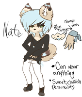 Nate The Dog by Wuhv