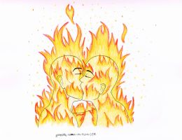 Like Fire by grenouille-rousse