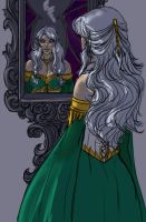 WIP - Nightmare in the Mirror by Yako