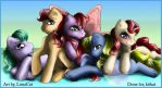 Pile up by FlyingPony
