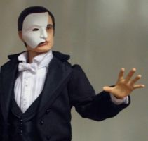 Phantom of the Opera musical custom figure 3 by Shan-Lan