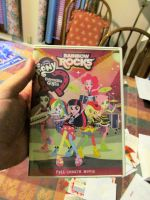 I got 'Rainbow Rocks' on DVD by BigMac1212