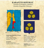 Karafuto Republic by otakumilitia