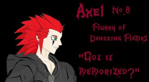 The Names Axel... by KeybladeWarrior666