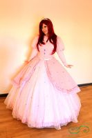 Ariel Cosplay - Princess ^.^ by hellboys-daughter