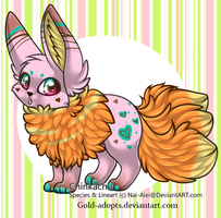 custom for Dragolicious by gold-adopts