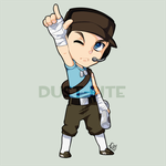 Mini Project: Scout by dust-bite