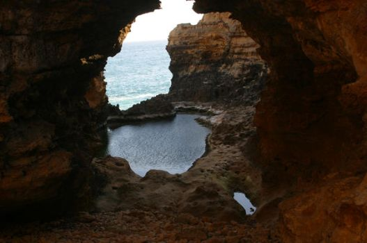 The Grotto by Paradogma