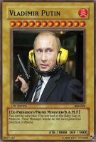 Vladimir putin yugioh card by vote-tennant