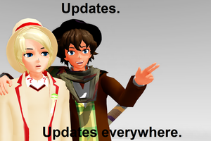 .:4th and 5th Doctor updates!:DL:. by AskTheDoctorxFemEng